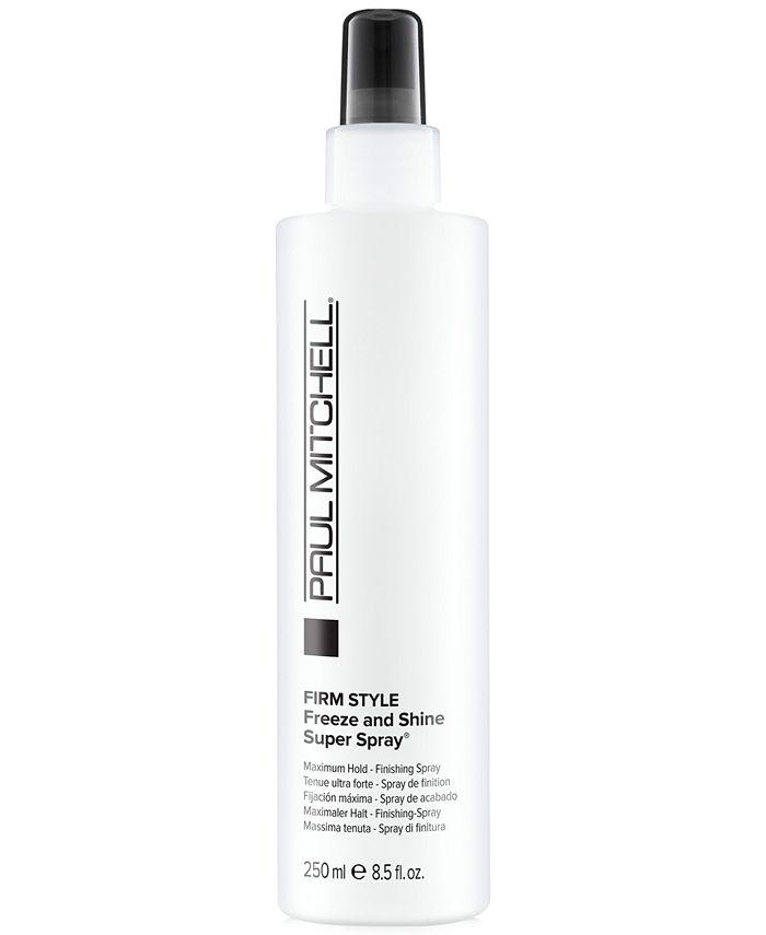 Paul Mitchell - Freeze & Shine Super Spray, 8.5-oz.