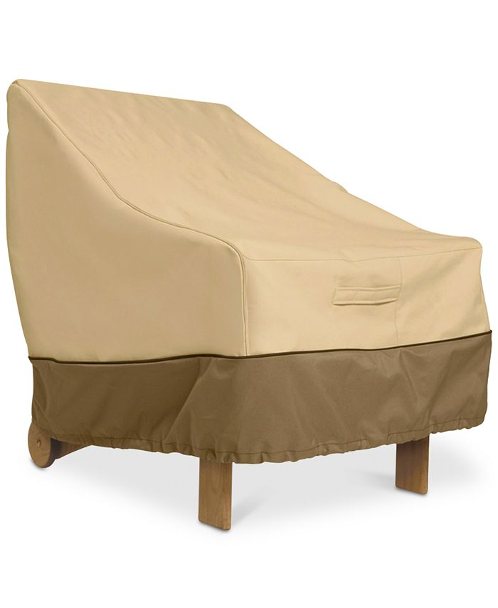 Classic Accessories - Large Patio Lounge Cover, Quick Ship