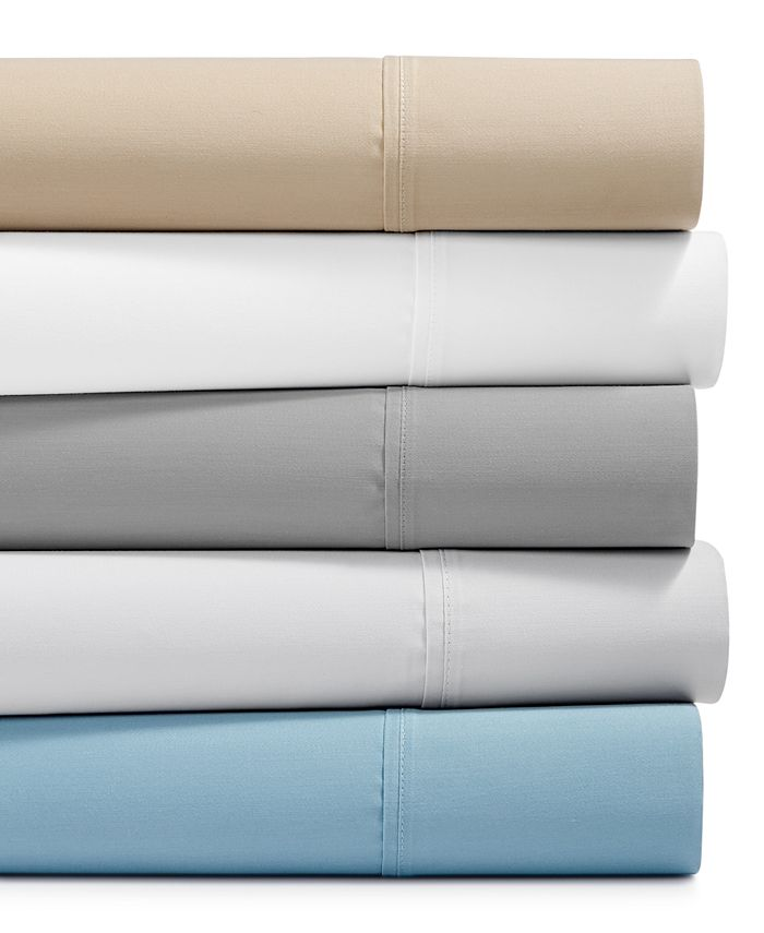 Sunham - Barrett 1400-Thread Count 4-Pc. Extra Deep King Sheet Set