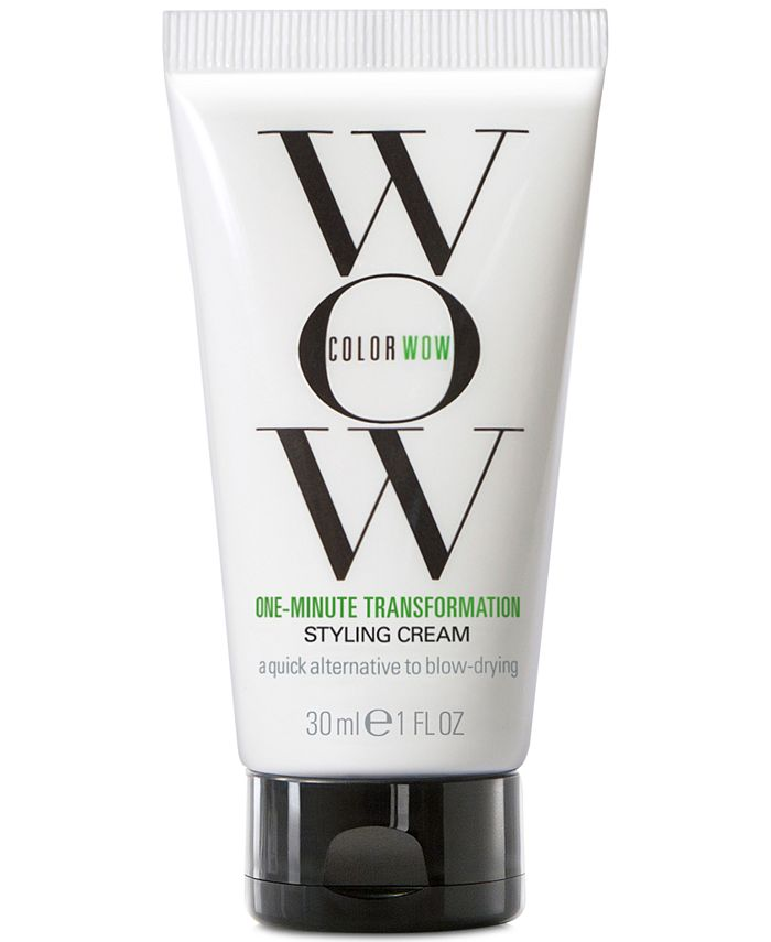 COLOR WOW - One-Minute Transformation Styling Cream, 1-oz.
