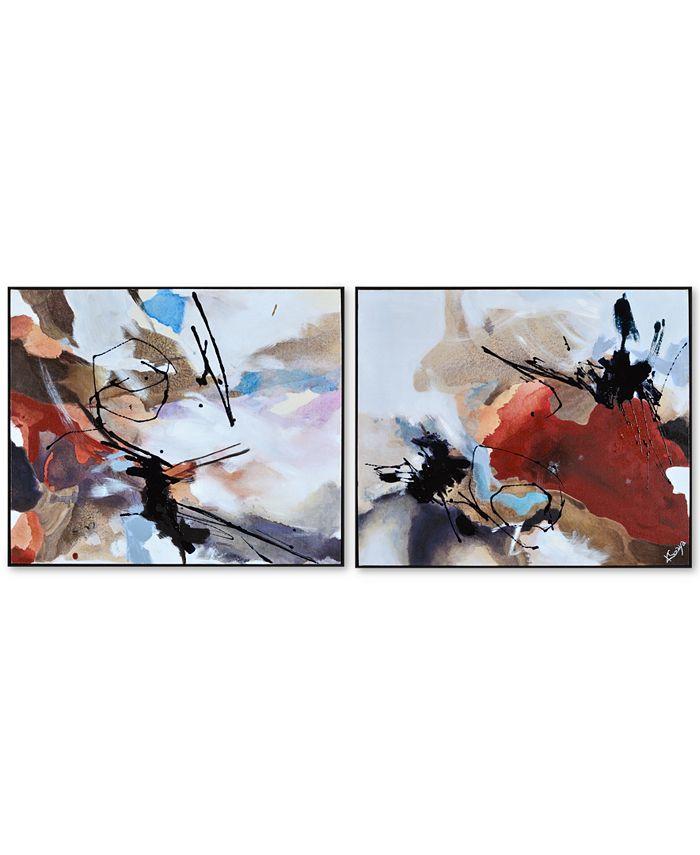 Furniture - Devon 2-Pc. Painting, Quick Ship