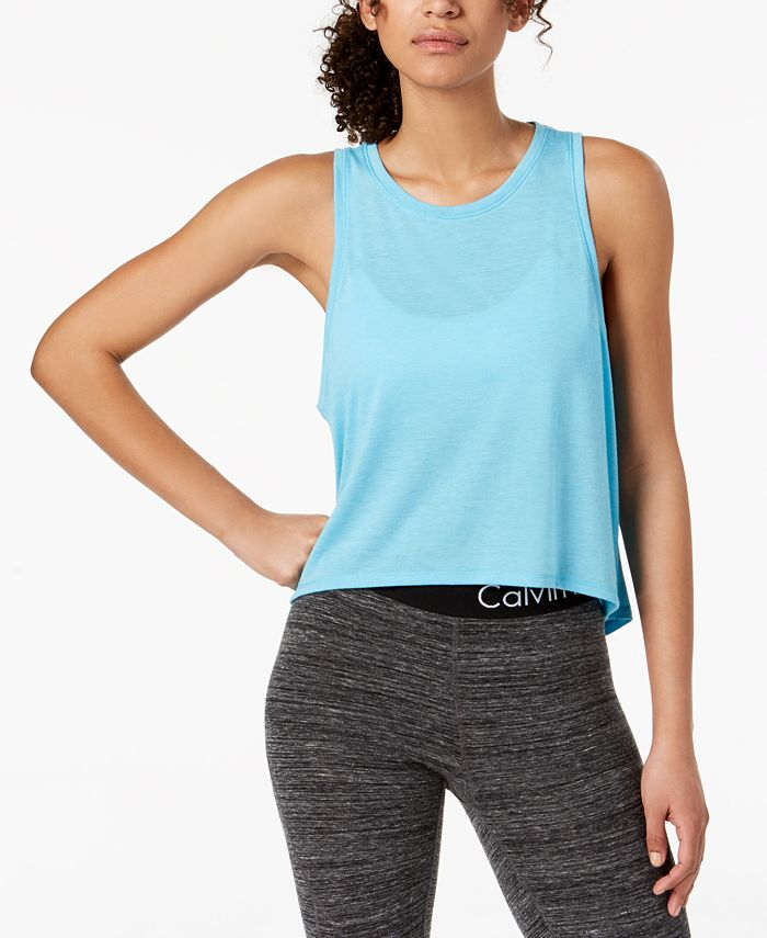 Calvin Klein - Epic Knit High-low Tank Top