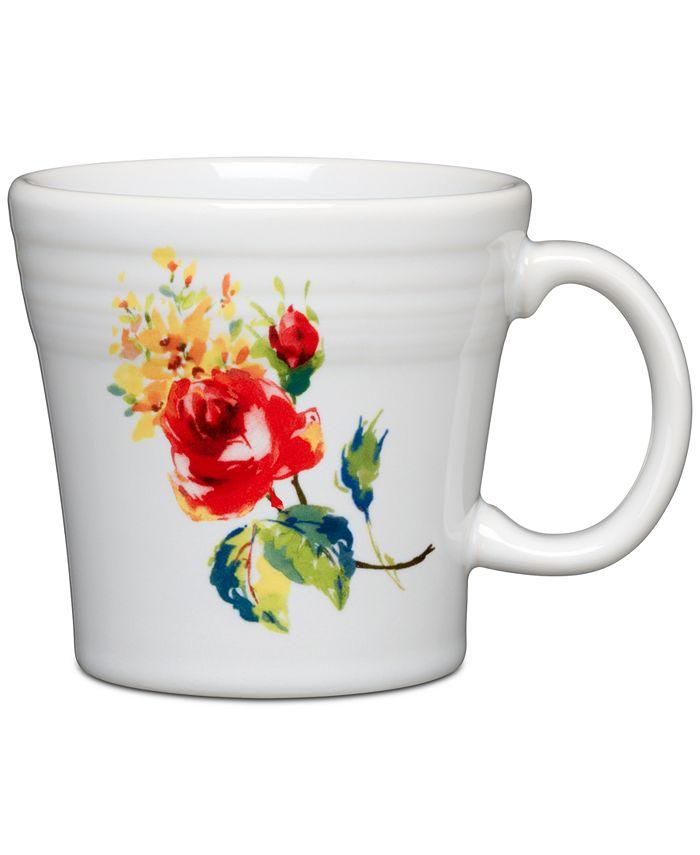 Fiesta - Floral Bouquet Tapered Mug