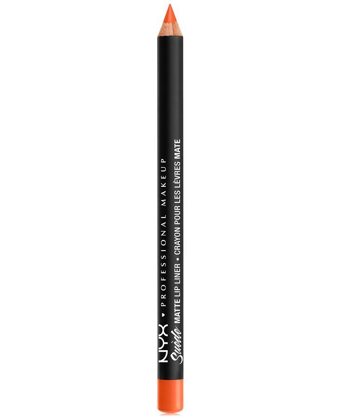 NYX Professional Makeup - Suede Matte Lip Liner