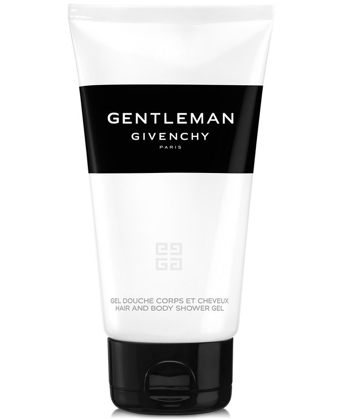 Givenchy - Men's Gentleman Hair & Body Shower Gel, 5-oz.