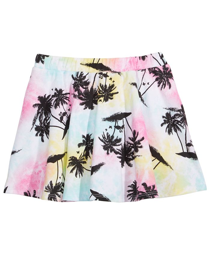 Epic Threads - Printed Scooter Skirt, Little Girls