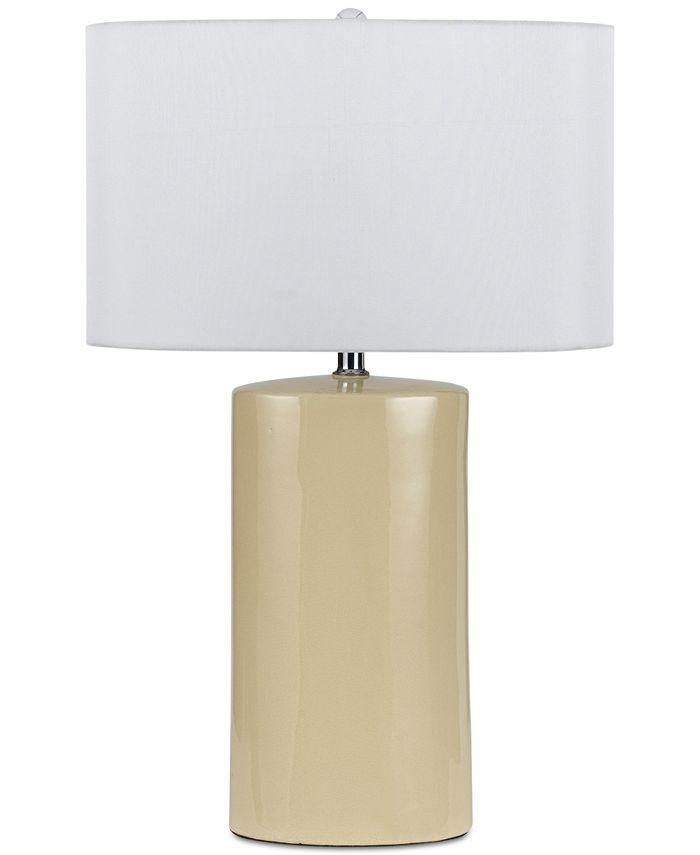 Cal Lighting - 150W Minorca Ceramic Table Lamp