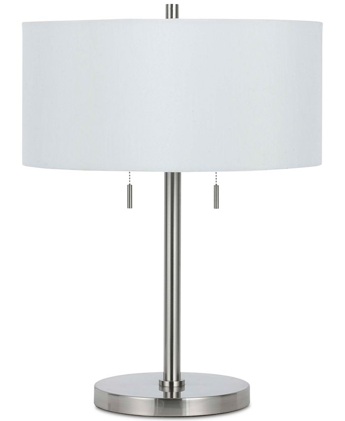 Cal Lighting - 60W Calais Metal Table Lamp