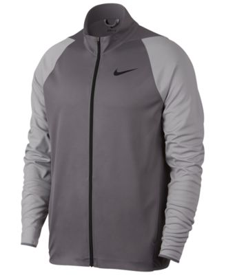 Marca comercial En lo que respecta a las personas sábado  Nike Men's Dri-FIT Training Jacket & Reviews - Coats & Jackets - Men -  Macy's