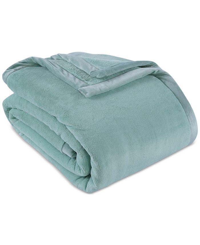 "Berkshire - PrimaLush™ Ultra-Warm 108"" x 90"" Blanket"