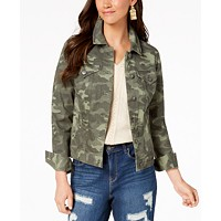 Deals on Style & Co Denim Jacket