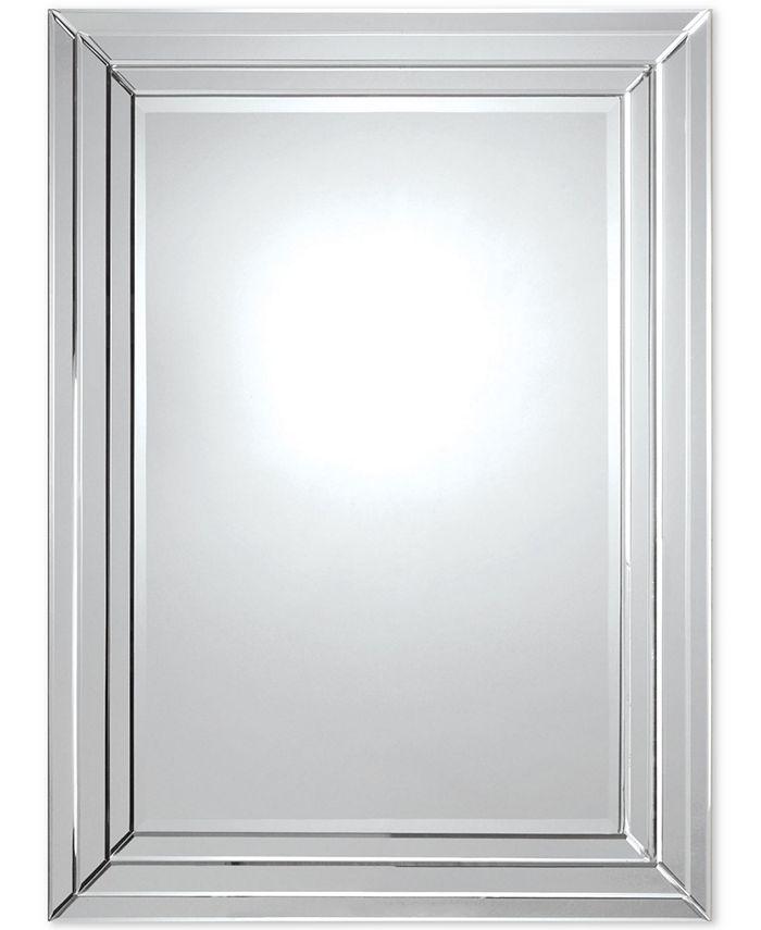 Furniture - Prinz Rectangular Mirror, Quick Ship