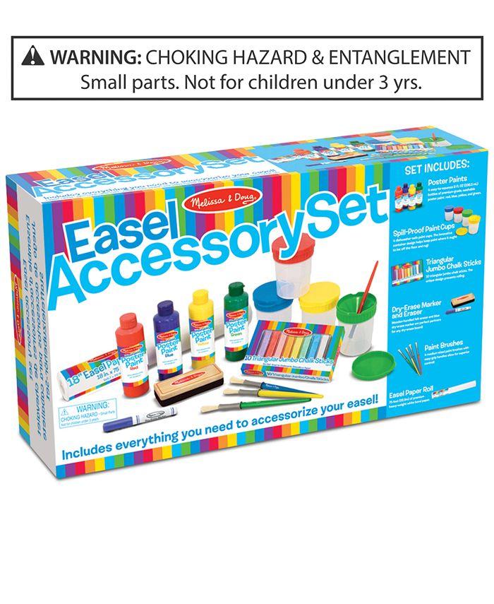 Melissa and Doug - Easel Accessory Set (29 pcs)
