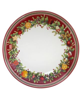 Villeroy & Boch Winter Bakery Dinner Plate
