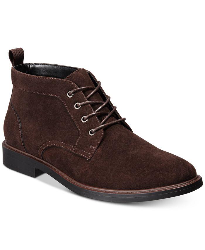 Alfani - Men's Aiden Chukka Boots