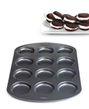 Wilton Whoopie Pie Pan, 12 Count