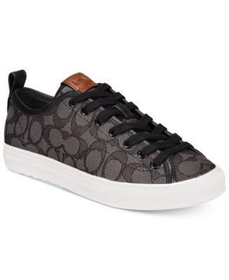 Jacquard Signature Fashion Sneakers