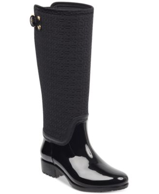 Tommy Hilfiger Women's Fhibe Rain Boots