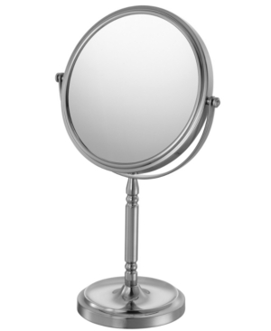 Aptations 86675 Mirror, 5x Magnified Recessed Base Makeup