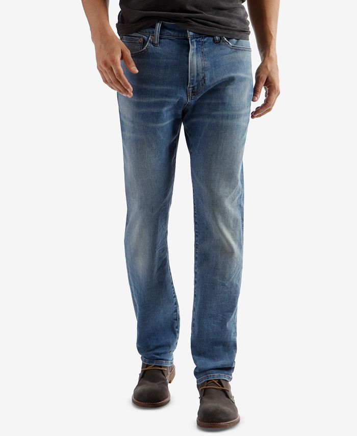 Lucky Brand - Men's Fenwick 410 Athletic-Fit Jeans