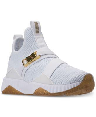 Defy Mid Varsity Casual Sneakers