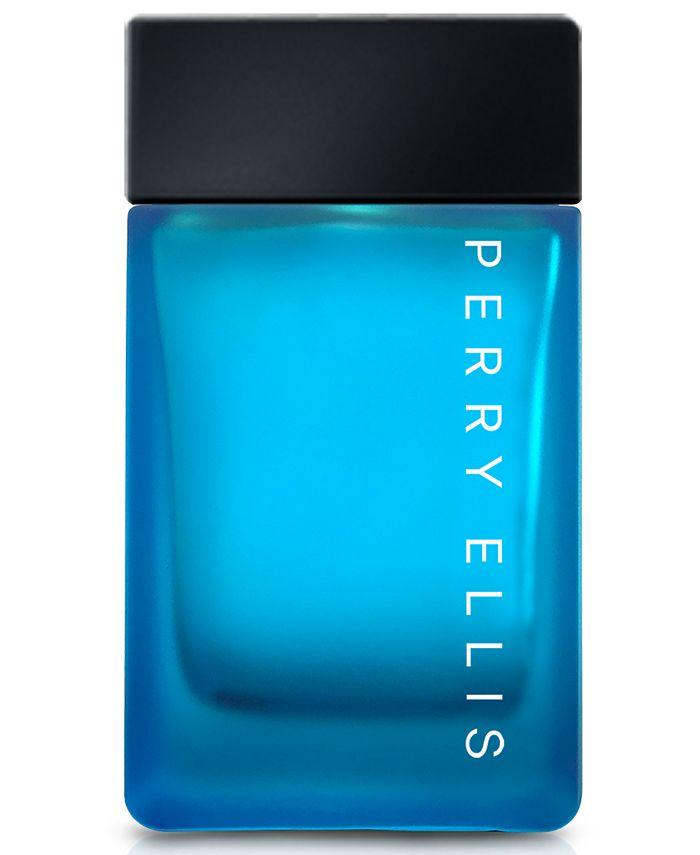 Perry Ellis - Pure Blue Eau de Toilette Spray, 3.4-oz.