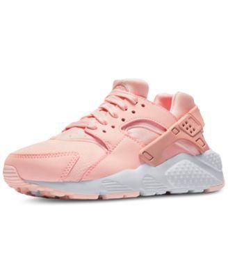 Nike Girls' Air Huarache Run SE Running