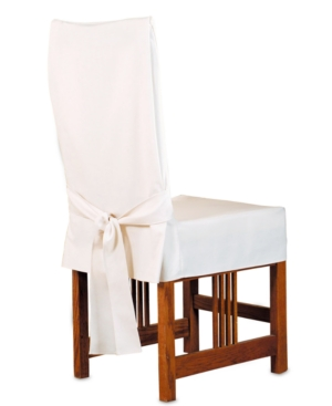 Sure Fit Slipcovers, Short Dining Room Chair Cover Bedding