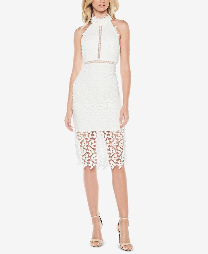 Bardot - Noni Lace Sheath Dress