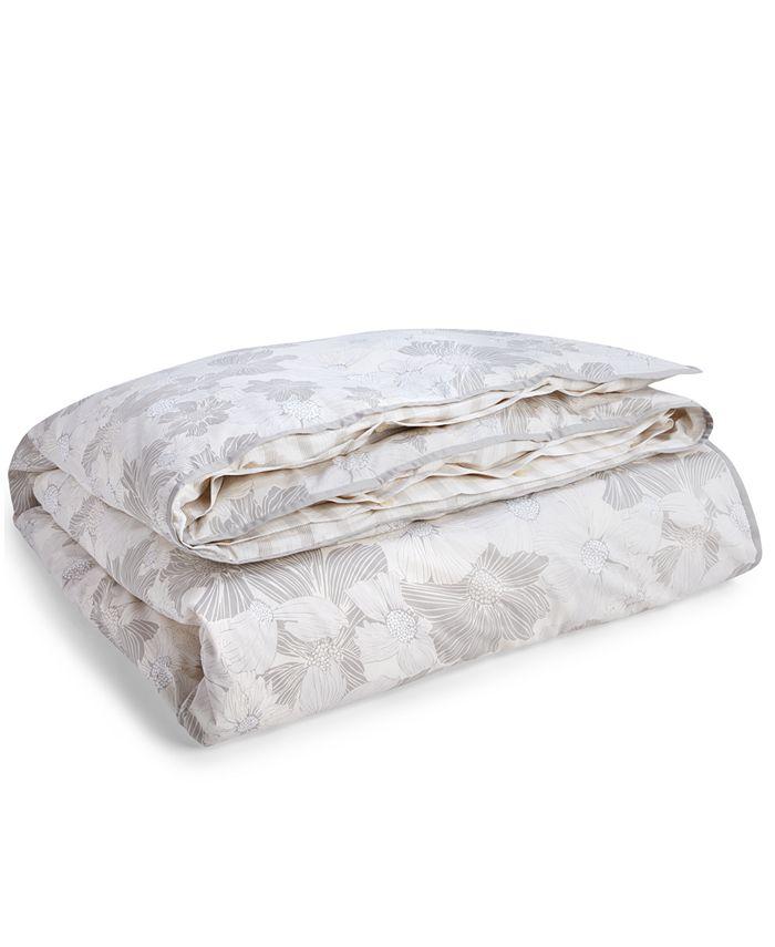 Lauren Ralph Lauren - Allaire Cotton Reversible 230-Thread Count 3-Pc. Floral Full/Queen Duvet Cover Set
