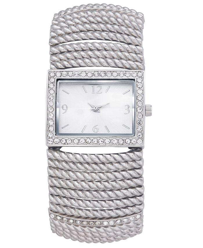 Charter Club - Women's Stretch Bracelet Watch 42mm