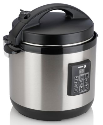 Fagor 670040230 Slow Cooker, 6 Qt....