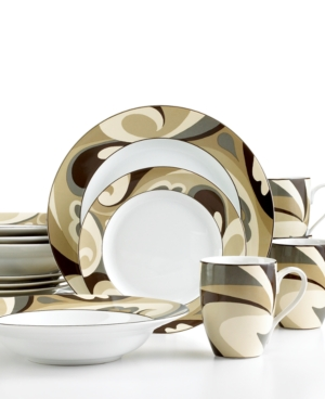 222 Fifth Dinnerware, Orleans 16 Piece Set