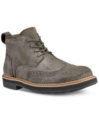 Squall Canyon Wingtip Chukka Boots