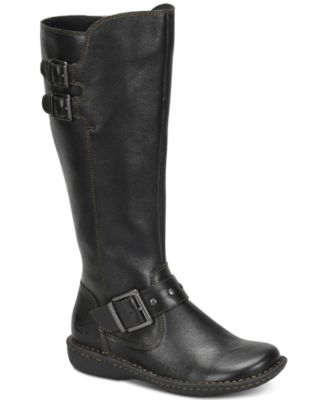 macy's wide calf boot sale
