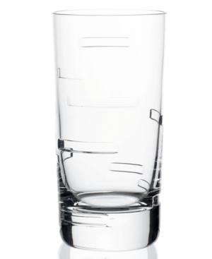 Baccarat Drinkware, Horizon Highball Glass