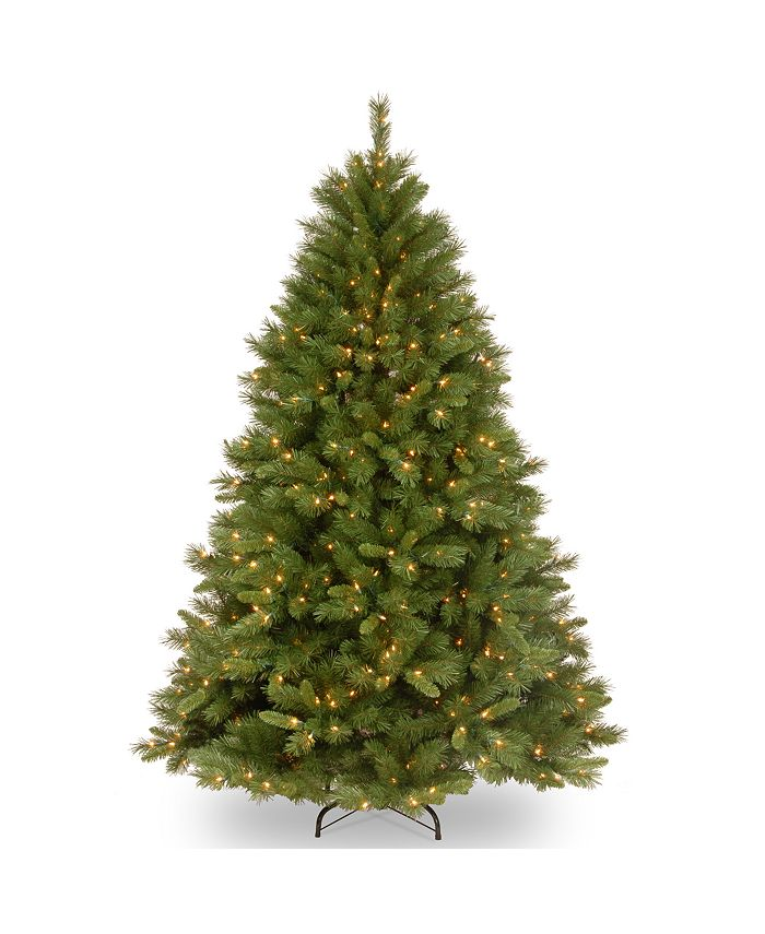 National Tree Company - 6 .5't. Winchester Pine Tree with 400 Clear Lights