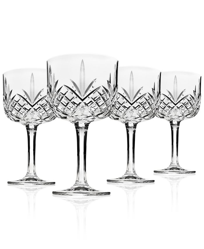 Godinger - 4-Pc. Gin & Tonic Glass Set