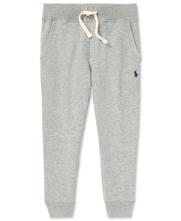 Polo Ralph Lauren - Little Boys Fleece Jogger Pants