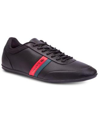lacoste men's casual shoes