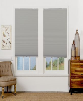 Cordless Blackout Cellular Shade, 36.5x72