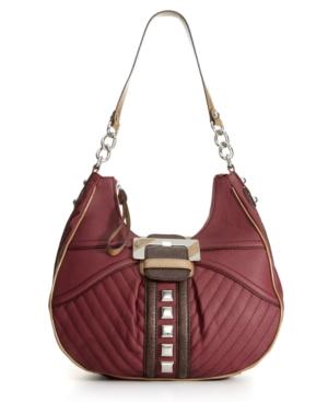 GUESS Handbag, Audra Hobo Bag