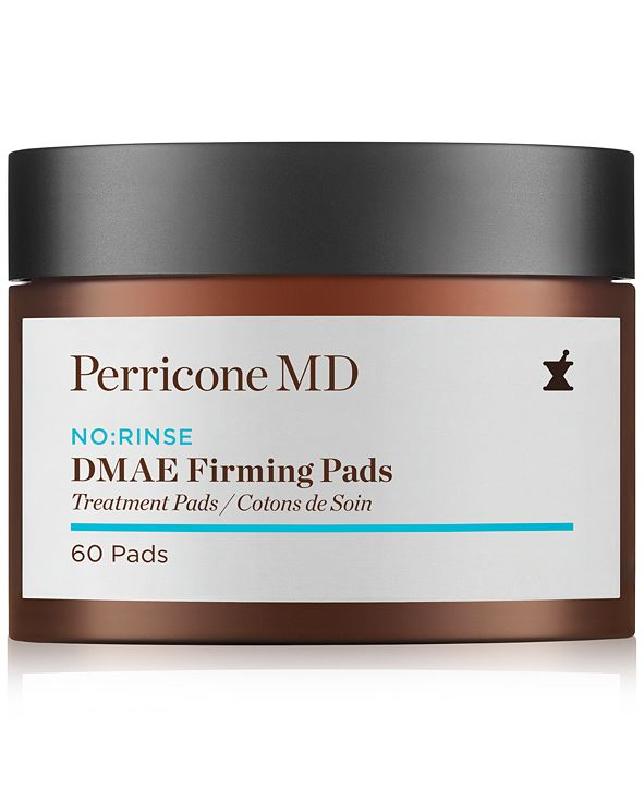 Perricone MD No:Rinse DMAE Firming Pads, 60-Pk.