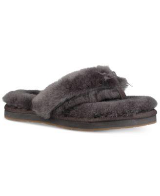 Women's Fluff Flip-Flop III Slippers \u0026
