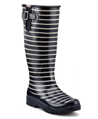 Sperry Top-Sider Womens Shoes Pelican Tall Rain Boots Womens Shoes