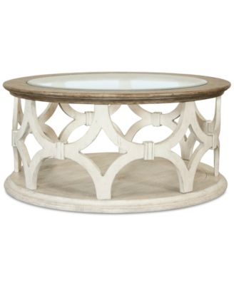 Hadley Round Coffee Table