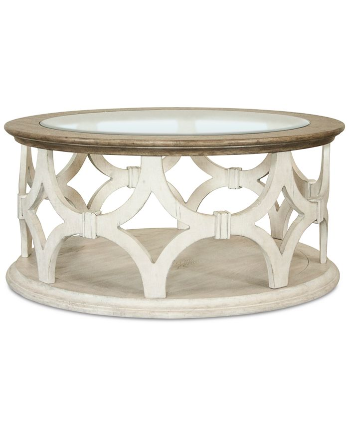 Furniture - Hadley Round Coffee Table