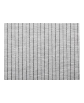 Textured Striped Place Mat, Created for Macy's