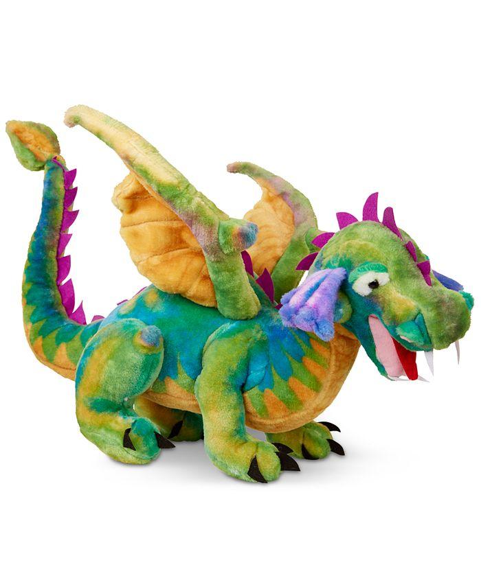 Melissa and Doug - Plush Giant Dragon