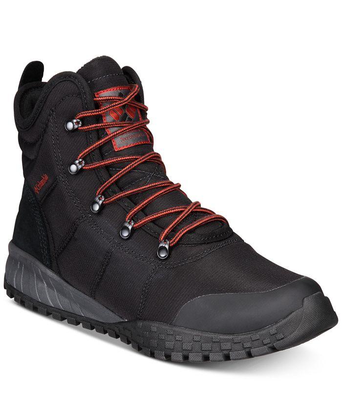 Columbia - Men's Fairbanks Omni-Heat Waterproof Boots